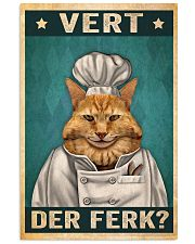 Chef 11x17 Poster front