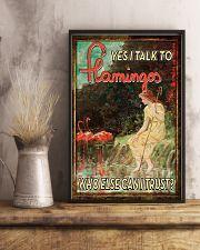 Flamingo poster 11x17 Poster lifestyle-poster-3