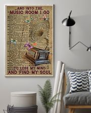 music teacher 11x17 Poster lifestyle-poster-1