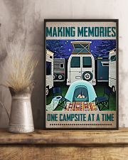 Camping poster 11x17 Poster lifestyle-poster-3