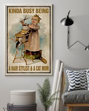 Hair dresser 11x17 Poster lifestyle-poster-1