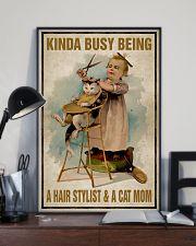 Hair dresser 11x17 Poster lifestyle-poster-2