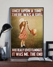 Flamingo poster 11x17 Poster lifestyle-poster-2