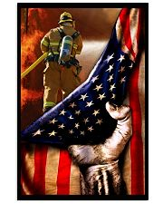 poster 13 firefighter 11x17 Poster front