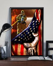 poster 13 firefighter 11x17 Poster lifestyle-poster-2