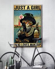 Love makeup 24x36 Poster lifestyle-poster-7