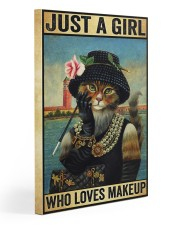 Love makeup Gallery Wrapped Canvas Prints tile