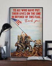 veteran poster 11x17 Poster lifestyle-poster-2