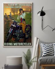 poster biker 11x17 Poster lifestyle-poster-1