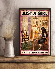 Art poster 11x17 Poster lifestyle-poster-3