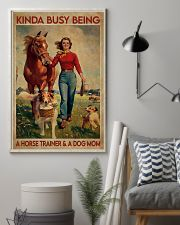 horse poster 11x17 Poster lifestyle-poster-1