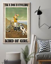 Cycling poster 11x17 Poster lifestyle-poster-1