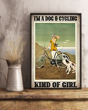 Cycling poster 11x17 Poster lifestyle-poster-3