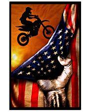 poster 6 biker 11x17 Poster front