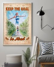 Running Happily 11x17 Poster lifestyle-poster-1