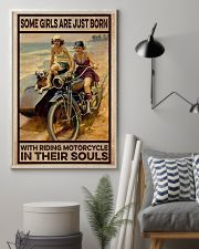 Biker In Their Souls 11x17 Poster lifestyle-poster-1