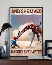Giraffe 11x17 Poster lifestyle-poster-2