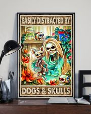 dog poster 11x17 Poster lifestyle-poster-2