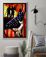poster 14 firefighter 11x17 Poster lifestyle-poster-1