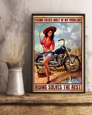 Fishing poster 11x17 Poster lifestyle-poster-3