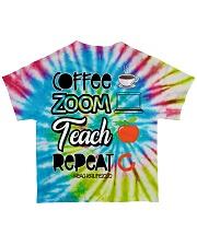 Teacher all All-over T-Shirt back