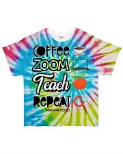 Teacher all All-over T-Shirt front