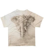 Elephant All-over T-Shirt back