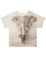 Elephant All-over T-Shirt front