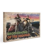 Biker Brotherhood Gallery Wrapped Canvas Prints tile