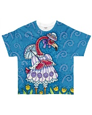 Flamingo all-over All-over T-Shirt front