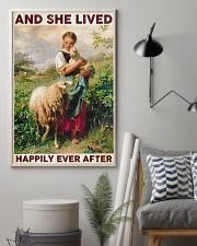 Farmer Lived Happily Ever After 24x36 Poster lifestyle-poster-1