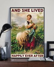 Farmer Lived Happily Ever After 24x36 Poster lifestyle-poster-2
