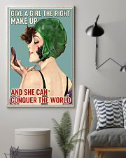 The right makeup 24x36 Poster lifestyle-poster-1