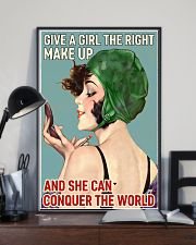 The right makeup 24x36 Poster lifestyle-poster-2