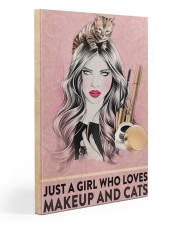 Makeup Gallery Wrapped Canvas Prints tile