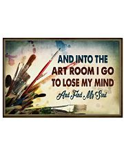 Art poster 17x11 Poster front
