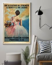 Ballet poster 11x17 Poster lifestyle-poster-1