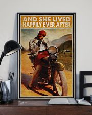 poster biker 11x17 Poster lifestyle-poster-2