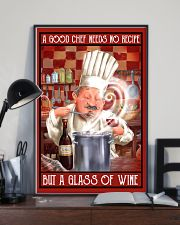 Chef 11x17 Poster lifestyle-poster-2