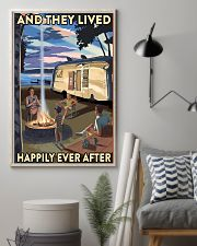 Camping Happily Ever After 11x17 Poster lifestyle-poster-1