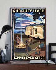 Camping Happily Ever After 11x17 Poster lifestyle-poster-2