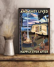 Camping Happily Ever After 11x17 Poster lifestyle-poster-3