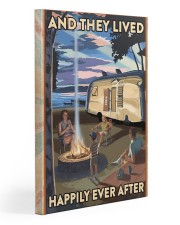 Camping Happily Ever After Gallery Wrapped Canvas Prints tile