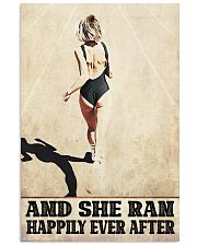Ran Happily  24x36 Poster front