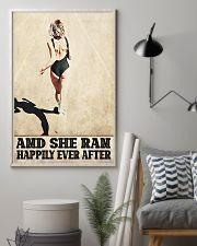 Ran Happily  24x36 Poster lifestyle-poster-1