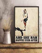 Ran Happily  24x36 Poster lifestyle-poster-3