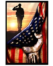 poster 8 veteran 11x17 Poster front