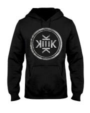 kekistan vintage t shirt kf3 Black Hooded Sweatshirt thumbnail