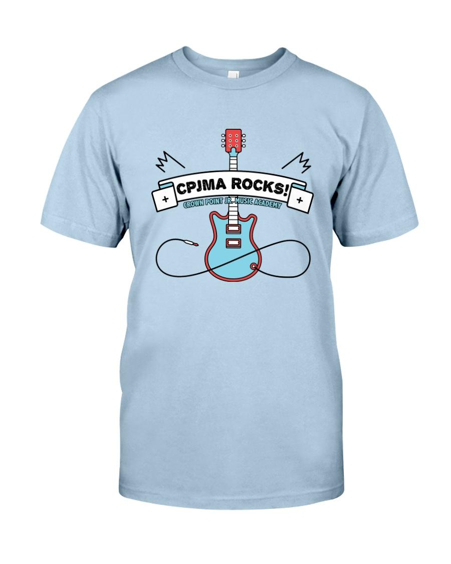 CPJMA Rocks Campaign Classic T-Shirt