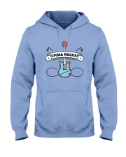 CPJMA Rocks Campaign Hooded Sweatshirt front